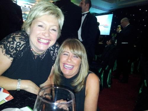 Robinson Optometrists 2011 North East Business Awards