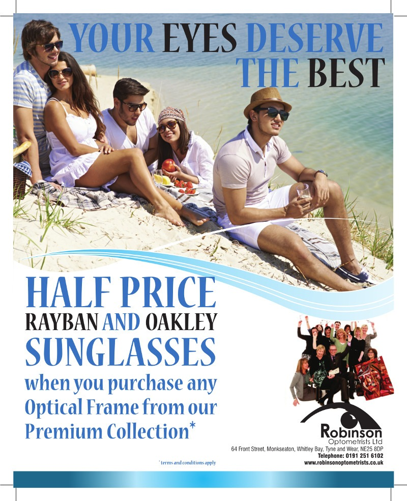 Robinson Optometrists