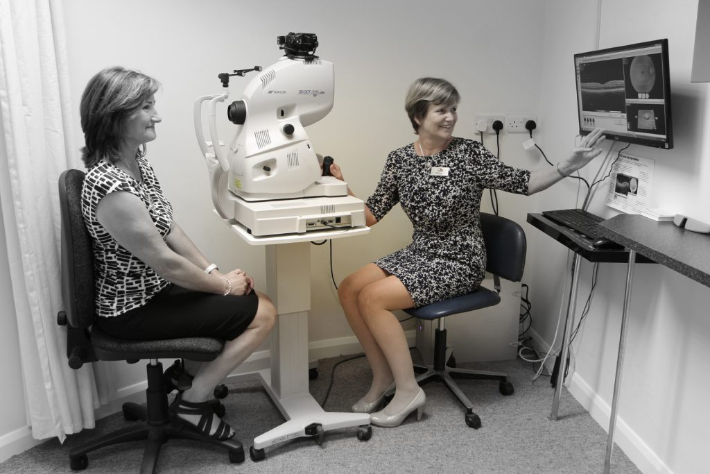 Image for Eye Exams at Robinson Optometrists in Whitley Bay and Monkseaton