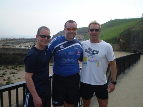 Nigel Robinson and Run Geordie Run Image
